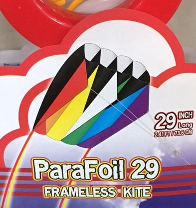 Parafoil 29 Kite with Flying Line & YoYo Winder