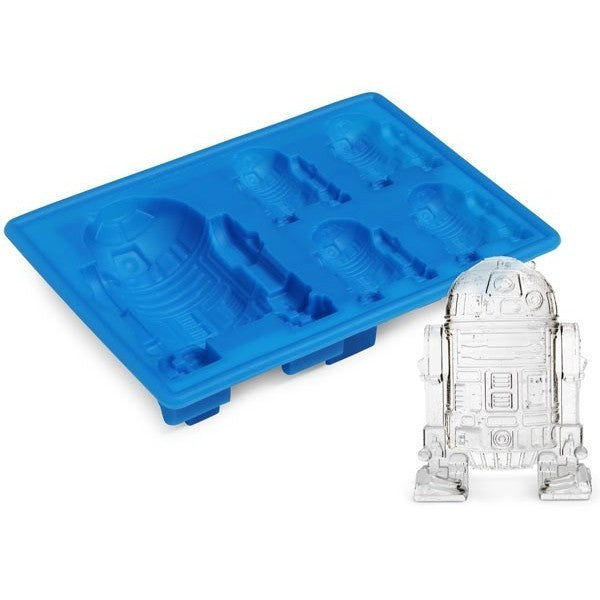 R2D2 Ice and Chocolate Mold