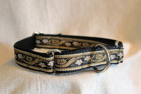 Martingale Black and Gold