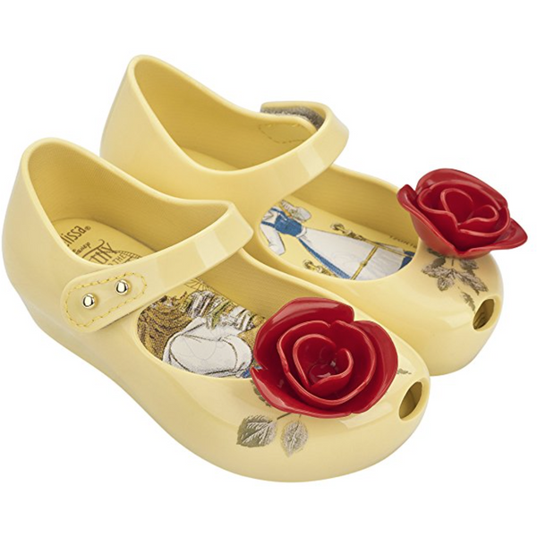 BEAUTY AND THE BEAST Jelly Shoes