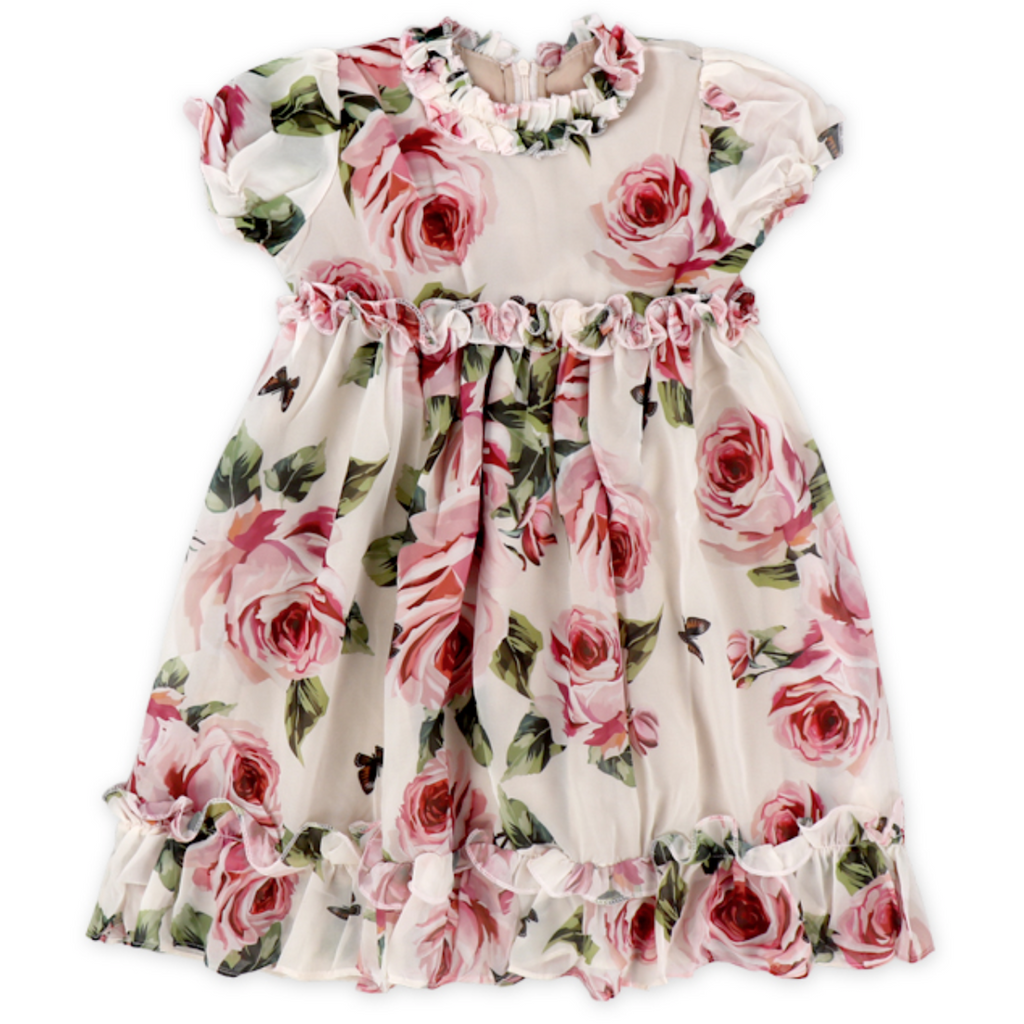 "The ""Emma"" Floral Dress-Style #2"