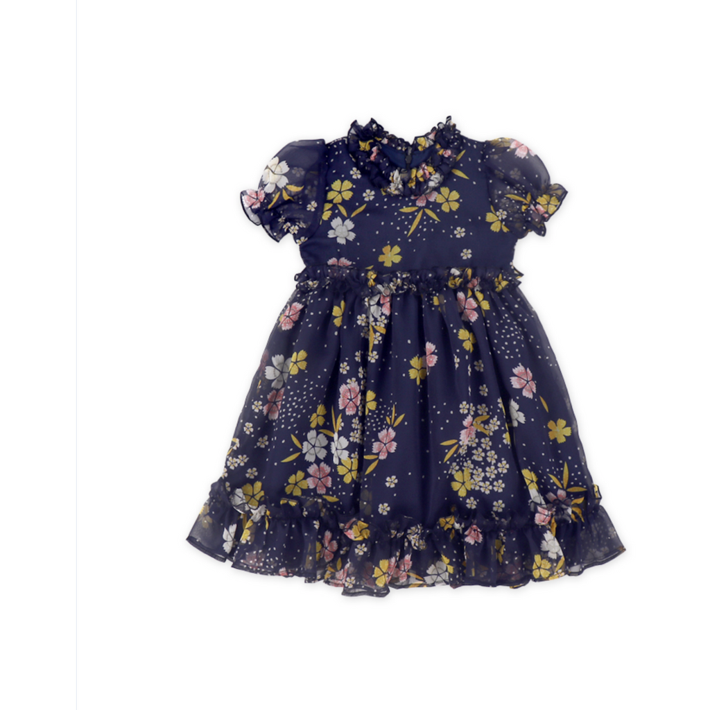 "The ""Emma"" Floral Dress-Style #5"