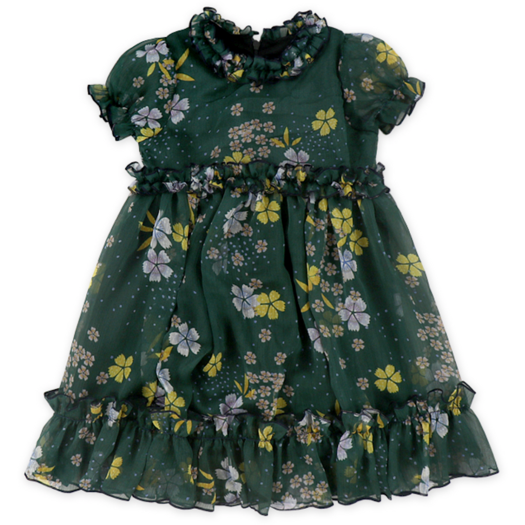 "The ""Emma"" Floral Dress-Style #4"