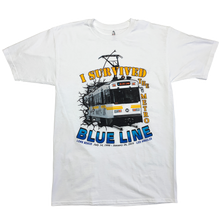 I Survived The Blue Line T-Shirt