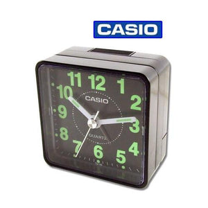 Casio Clock Travelers Beeper Analog Alarm Clock TQ140