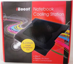 Notebook Cooling Station