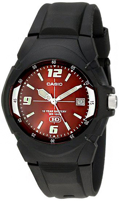 Casio Mens 10 Year Battery Life Sports Watch MW600F-4AV