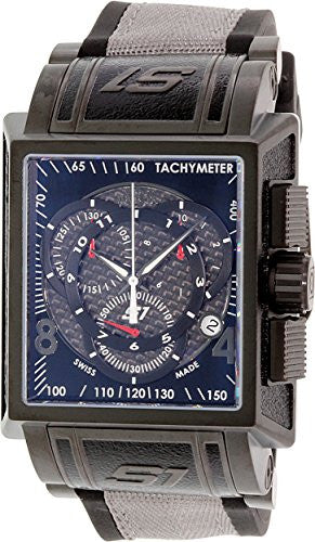 Invicta Men's S1 Rally Chronograph Nylon/Polyurethane Band Watch 11694