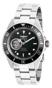 Invicta Men's Pro Diver Analog Automatic 200m Stainless Steel Watch 20433