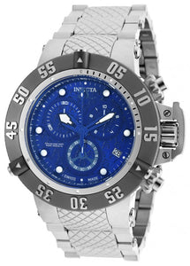 Invicta Men's Subaqua Chronograph 500m Quartz Stainless Steel Watch 20156