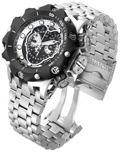 Invicta Men's Venom Chronograph 500m Two Toned Stainless Steel Watch 16809