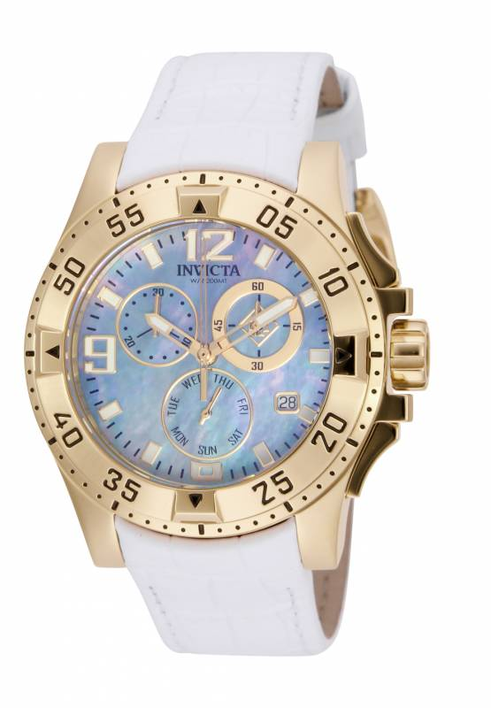 Invicta Women's Excursion Quartz Chronograph Stainless Steel Watch 16099