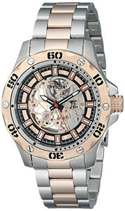 Invicta Men's Specialty Mechanical Two Tone Stainless Steel Watch 15230