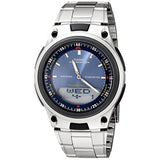 Casio Men's Analog Digital 30 Databank Watch AW80D-2