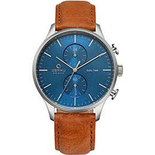 Obaku Men's Gran - Syrup Watch V196GUCLRZ