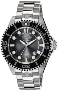 Invicta Men's Pro Diver Analog Automatic 300m Stainless Steel Watch 19800