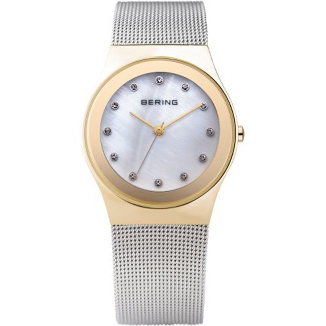 Bering Women's Stainless Steel Mesh Watch