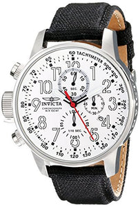 Invicta Men's I-Force Lefty Chronograph 100m Stainless Steel, Rifle Watch 1514