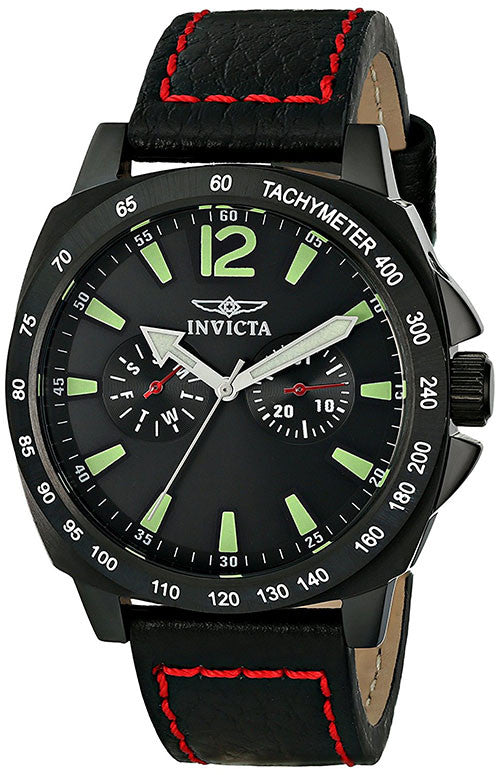 Invicta Men's Specialty Chronograph Quartz 100m Stainless Steel Watch 0857