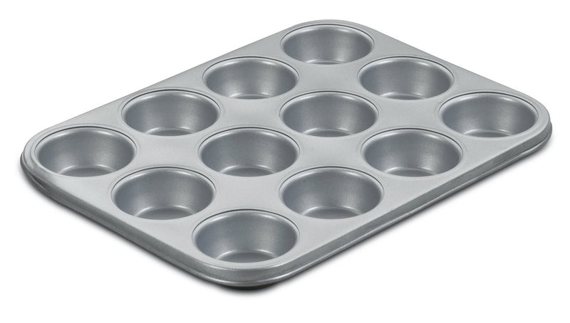 Cuisinart Chef's Classic Nonstick Bakeware 12-Cup Muffin Pan WMB-12MPC