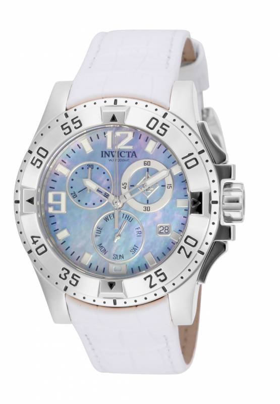 Invicta Women's Excursion Quartz Chronograph Stainless Steel Watch 16098