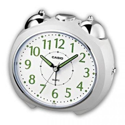 Casio Snooze Micro-light Bell Alarm Clock TQ369-7D
