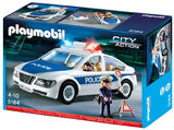 PLAYMOBIL Police Car with Flashing Light
