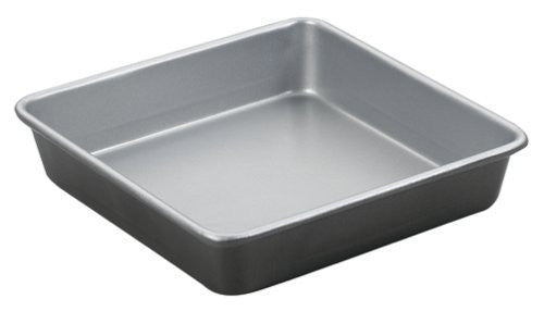 Cuisinart 9-Inch Chef's Classic Nonstick Bakeware Square Cake Pan, AMB-9SCK