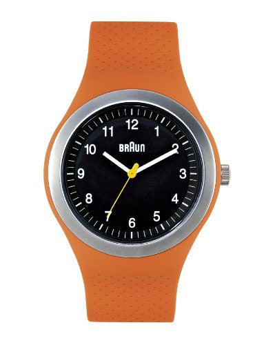 Braun Orange Sports Watch BN0111BKORG