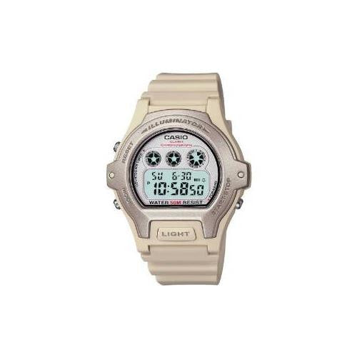 Casio Ladies Digital Watch LW-202H-8AVEF With Resin Strap
