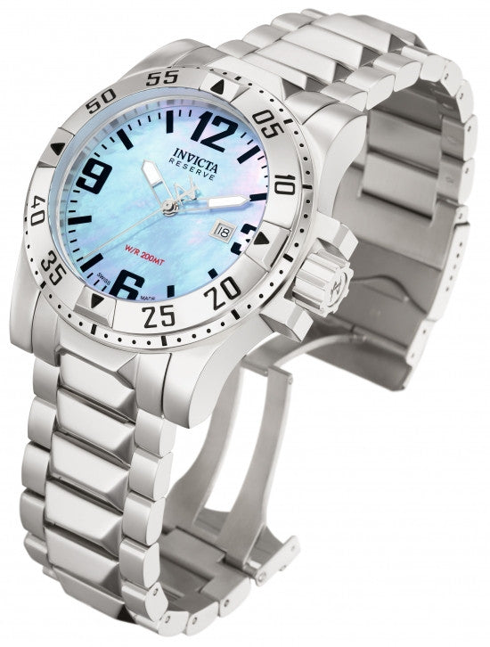 Invicta Men's Excursion Analog Quartz 200m Stainless Steel Watch 6246