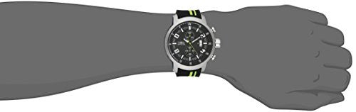 Invicta Men's S1 Rally Chronograph Stainless Steel Polyurethane Watch 20217