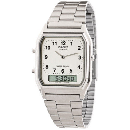 Casio Men's Analog Digital Classic Watch AQ230A-7B