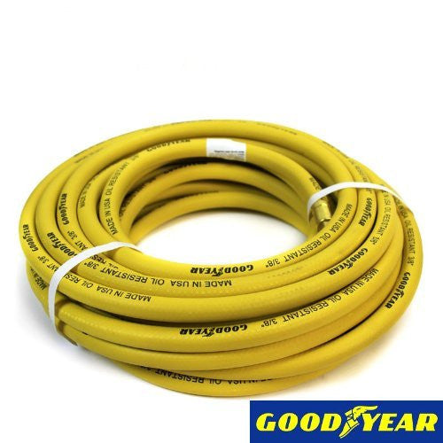 "50' 3/8"" G.Y. Yellow Hose"