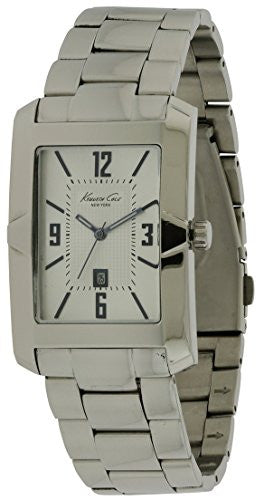 Kenneth Cole New York Men's Analog Quartz Stainless Steel Watch KC9299
