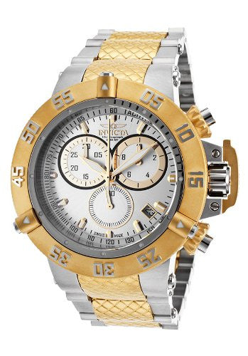Invicta Men's Two Tone Stainless Steel Watch