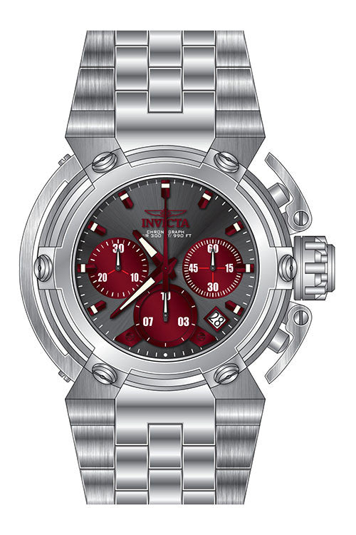 Invicta Men's Coalition Forces Chronograph 300m Stainless Steel Watch 22426