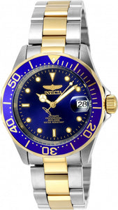 Invicta Men's Pro Diver Automatic 200m Two Toned Stainless Steel Watch 8928