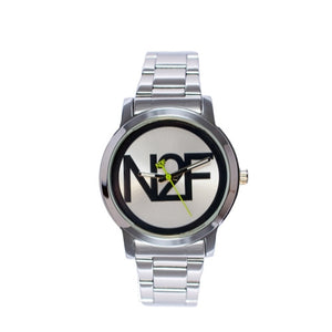 Nine2Five Women's Lavish Quartz Silver Alloy/Stainless Steel Watch ALVH08SLSL