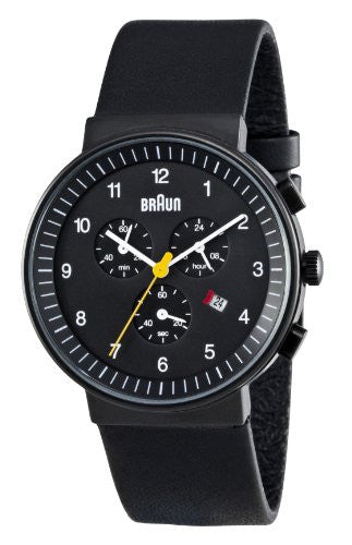 Braun men's wristwatch