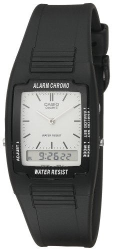 CASIO ANALOG DIGITAL MENS WATER RESISTANT WATCH AQ47-7