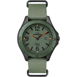 Timex Men's Expedition Camper Slip Thru Grey Watch T49932