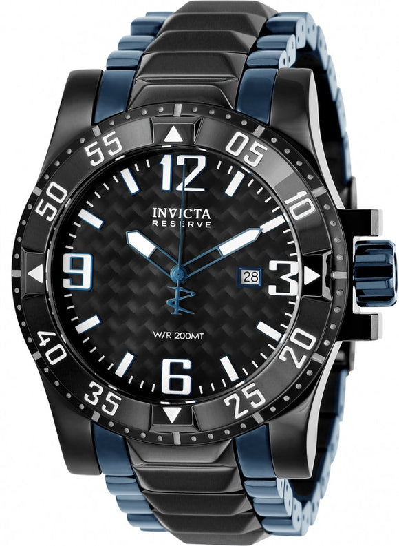 Invicta Men's Reserve Two Toned Stainless Steel Swiss Quartz Watch 25065