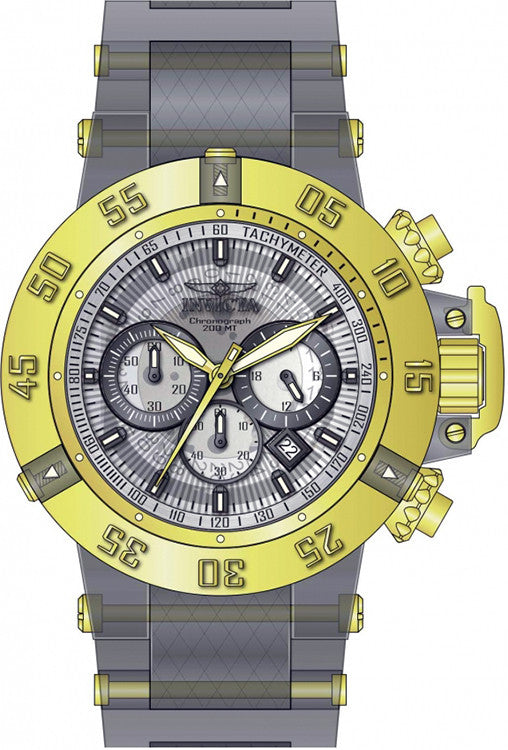 Invicta Quartz 200m Watch