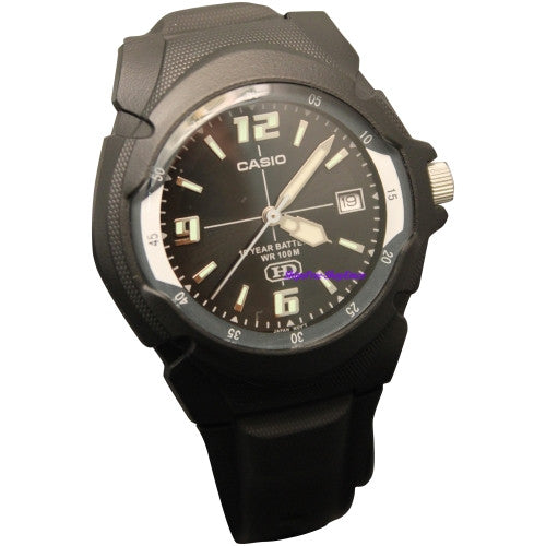 Casio Mens 10 Year Battery Life Sports Watch MW600F-1AV