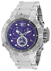 Invicta Men's Subaqua Chronograph 500m Quartz Stainless Steel Watch 20154