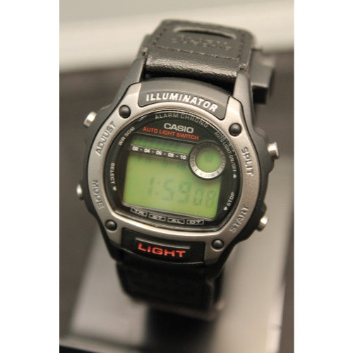 Casio Black Men's Multi Function Sport Watch W94HF-8AV