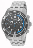 Invicta Men's Pro Diver Quartz 200m Stainless Steel Gray Dial Watch 24652
