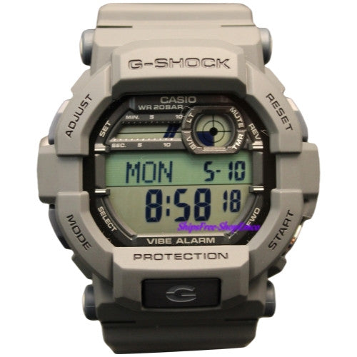 Casio Men's GD350-8 G -Shock Grey Watch