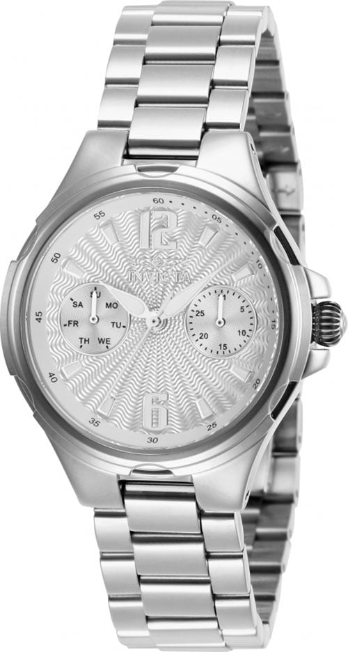 Invicta Women's Angel Quartz Chronograph Stainless Steel Watch 29148